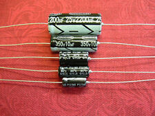 5 Electrolytic Capacitors 10uF - 4700uF 35V Axial RoHS Unicon
