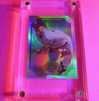 1998 Donruss Collections LEAF #331 Andy Pettitte PRIZED Refractor MINT