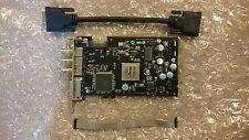 Dell PNY Nvidia Quadro SDI Output Card VCQFXSDIOPT + Cables, TESTED