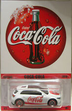Hot Wheels CUSTOM 2019 MERCEDES-BENZ Coca-Cola Real Riders Limited 1/1 Made!