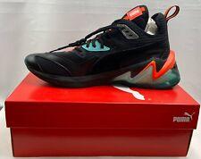 PUMA LQDCELL ORIGIN  Size:12 color:Puma Black-Nrgy Red-Blue  NEW with box