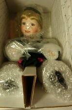 Chloe by Jeanne Singer Doll Porcelain Doll New in Box Coa Danbury Mint
