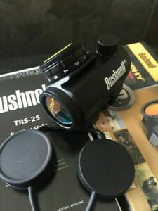 Bushnell Trophy TRS-25 Red Dot Sight Riflescope, with 3 MOA Dot ,100%Brand New
