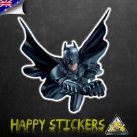 Avengers Batman Luggage Car Scooter Guitar Skateboard Decal Vinyl Sticker