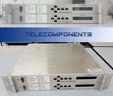 Digital DVB QPSK/QAM modulator/demodulator TV Link 70 Mhz