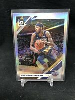 2019-20 Donruss Optic Holo Silver Prizm #23 Brandon Ingram Pelicans Z20