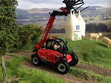 2 x 1/32 SCALE FARM YARA FERTILIZER SACKS FOR BRITAINS/SIKU/BRUSHWOOD WM087