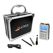 RF Explorer Spectrum Analyzer 6G Combo PLUS - Slim w/Aluminum Case(50KHz-6.1GHz)