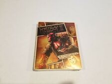 Hellboy II - the Golden Army (Blu-ray, 2013,  Steelbook Limited Edition) New