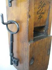 Antiguo Ganchos de órgano de tubos