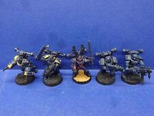 3 Havocs + 2 Auserkorene der Night Lords Chaos Space Marines