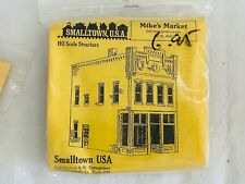 SMALLTOWN USA HO SCALE STRUCTURE MODEL KIT ~ MIKE'S MARKET #6001