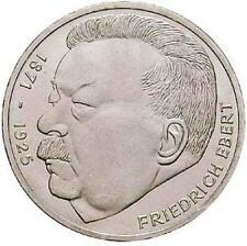5 DM 50. Todestag von Friedrich Ebert
