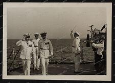 Panzerschiff Deutschland-italienischer Offizier(links)-Spanien-guerra civil-14