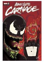 ABSOLUTE CARNAGE #1 DONNY CATES VARIANT NM SPIDER-MAN VENOM KNULL MARVEL COMICS