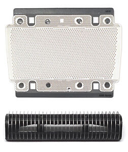 Kombipack 3000 Interface Scherblatt + Klingenblock für BRAUN 3773, 3774, 3775