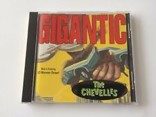 """The Chevelles """"Gigantic"""" CD From 1992"""