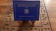 VATICANO 2007 - 2 Euro commememorativi - 80° Genetliaco Benedetto XVI -