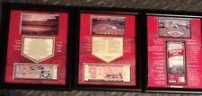 St. Louis Cardinal's collectors series ballpark/stadium framed art series RARE!