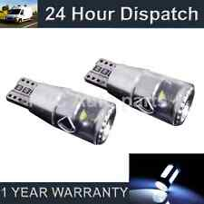 2X W5W T10 501 CANBUS ERROR FREE WHITE 360 CREE SIDE REPEATER BULBS HID SR102602
