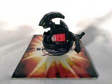 Bakugan Battle Brawlers Black Darkus Small 550 G & Random Card SpinMaster Sega