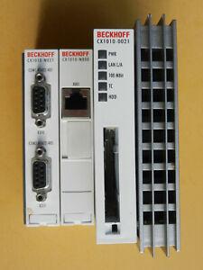 Beckhoff Embedded PC CPU Modul CX1010-0021+ CX1010-N000 + CX1010-N031