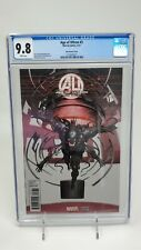 Age of Ultron #3 CGC 9.8 Kim Variant Cover Marvel 2013