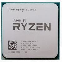 AMD Ryzen 5 2600X R5-2600X 3.6GHz 6Core 12Thr 95W Socket AM4 CPU Processor