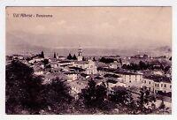 Cartolina Vill´Albese (Como) Panorama. 1915 circa
