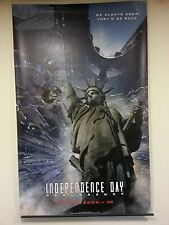 Large movie banner / poster - Independence Day / Resurgence  240 x 150 cm.