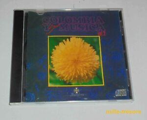 CD COLOMBIA y su MUSICA - Vol. 2 - SONOLUX 1993 : La potra Zaina - Mariquitena..