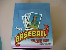 1989 Topps Baseball 1988 Picture Cards 42 Plus 1 Bonus Card Factory