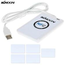 NFC ACR122U RFID Contactless Smart Reader & Writer/USB + SDK+ 5pcs S50 Cards