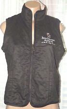 New Lot of 2 Columbia S, small sleeveless zip front vests  Benchmark Alpacas