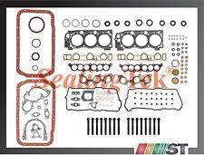 95-04 Toyota 3.4L V6 5VZFE Full Gasket Set w/ Bolts Kit 5VZ-FE 3400 engine motor