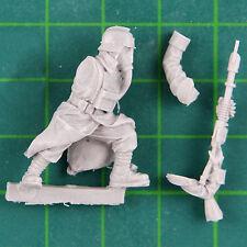 Death Korps of Krieg Squad firing Soldat #02 Forge World 40K 1519