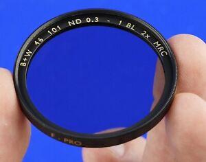 B+W Filter 101 ND 0,3 2x  1BL  E46 46mm  TOMS-CAMERA-LADEN