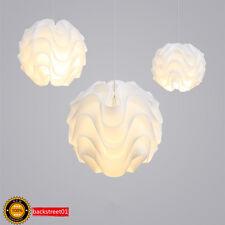 Modern Le Klint LED Pendant Light White Plastic Shade Suspension Lamp Lighting