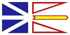 PREMIUM Aufkleber Neufundland Kanada Canada Autoaufkleber Auto Biker LKW Sticker