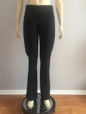 NWT AUTHENTIC Valentino Black Pants Made in Italy Size 6