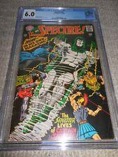 1967 DC The Spectre!  #1 CGC 6.0