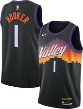 Phoenix Suns Devin Booker #1 Nike Men's 20-21 NBA Swingman Jersey City Edition