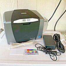 Fargo DTC1000 ID Card Thermal Transfer Color Printer X001800-1 USB