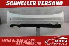 Mercedes C-Klasse W204 Limousine Facelift Mopf AMG Stoßstange Hinten Diffusor