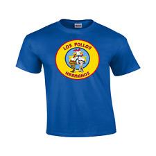 Los Pollos Hermanos Breaking Bad T-Shirt Better Call Saul Mens TV Show