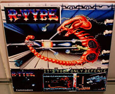R-TYPE R type Tribute Spectrum, Amiga, Atari,Arcade Game CERAMIC TILE