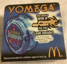 Yomega Yoyo X Brain #2 Blue YoDawg Mcdonald with box Vintage 1999