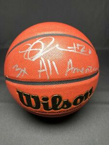 Sabrina Ionescu Signed NCAA Basketball Fanatics B025703 w/ Inscription