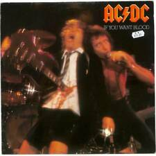 AC/DC - If You Want Blood You've Got It - LP Vinyl Record