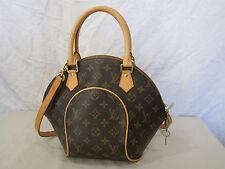 Genuine Louis Vuitton Ellipse PM  monogram shoulder bag with strap M51127